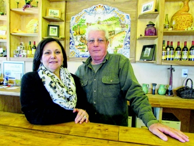 MenaRick features Spanish and Portuguese Style Wines