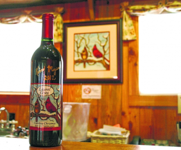Laurel Gray Prepares Exciting New Fruit Wines