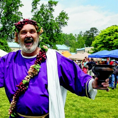 Elkin Wine Fest a Spring Time Tradition for Many