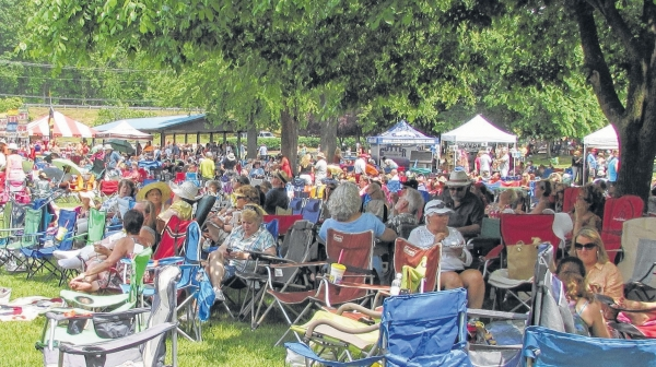Wine Fest Brings Crowds